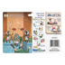 Cactus Game Design Inc., Moses and the Ten Plagues Playset, Ages 3 Years & Older, 3 Pieces