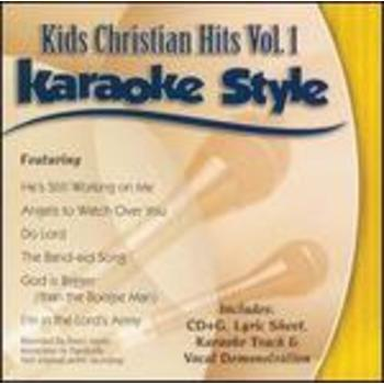 Kids Christian Hits Volume 1, Karaoke Style, As Made Popular by Various Artists, CD+G