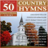 50 Country Hymns: Classic Collection, by Various Artists, 2 CD Set