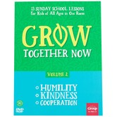 Group Publishing, Grow Together Now Volume Two 13 Sunday School Lessons, Paperback, All Ages