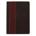 NLT Swindoll Study Bible, Imitation Leather, Brown and Tan