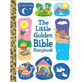 The Little Golden Bible Storybook, by S. Simeon and Brenton Sexton, Board Book