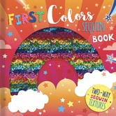 First Colors: A Sequin Book, by Sarah Wade, Board Book
