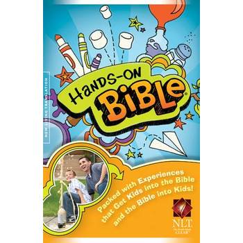 NLT Hands On Bible, Updated, Hardcover