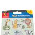 Creative Teaching Press, Safari Friends Safari Rewards Stickers, 1.50 x 1.50 Inches, Pack of 50