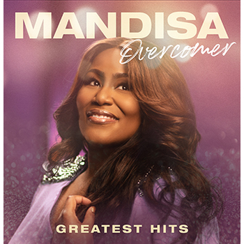 Overcomer: The Greatest Hits, by Mandisa, CD