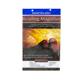 Christian Art, Full Page Magnifying Sheet, 7 1/8 x 10 1/4 inches