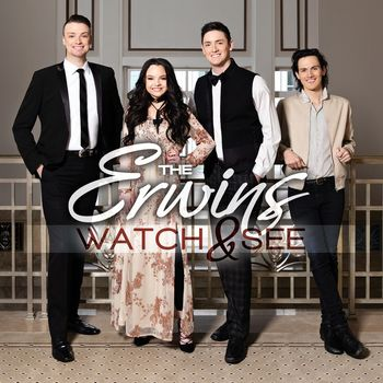 Watch & See, by The Erwins, CD