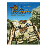 Christian Liberty Press, Bible Treasures Genesis to Ruth, Paperback, 251 Pages, Grade K-2