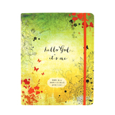 Hello God...It's Me: A 365-Day Devotional Journal, by Ellie Claire