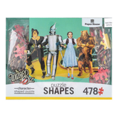 Paper House, The Wizard of Oz Character Shaped Puzzle, 478 Pieces, 33 x 27 inches