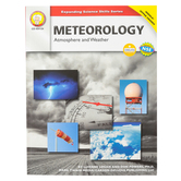 Carson-Dellosa, Meteorology: Atmosphere and Weather Activity Book, Reproducible, Grades 6-12
