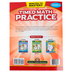 Teacher Created Resources, Minutes to Mastery Timed Math Practice Grade 2, Paperback, 112 Pages