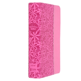 NIV Adventure Bible, Duo-Tone, Raspberry and Pink