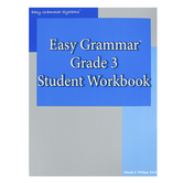 Easy Grammar Grade 3 Student Workbook