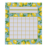 Teacher Created Resources, Lemon Zest Mini Incentive Charts, 5 1/4 x 6 Inches, 36 Sheets