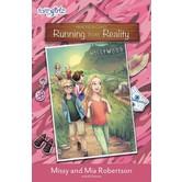 Running from Reality, Princess in Camo, Book 2, by Missy Robertson, Mia Robertson & Jill Osborne