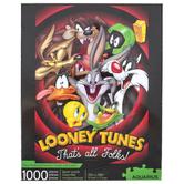 Aquarius, Looney Tunes Puzzle, 1000 Pieces, 20 x 28 Inches
