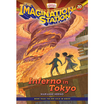 Inferno in Tokyo, Adventures In Odyssey: Imagination Station, Book 20, by Marianne Hering