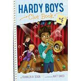 Talent Show Tricks, Hardy Boys Clue Book, Book 4, by Franklin W. Dixon & Matt David, Paperback