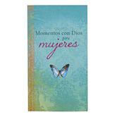 Christian Art Gifts, Momentos Con Dios Para Mujeres, by Carolyn Larsen, Paperback