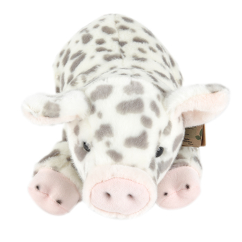 Aurora, Miyoni, Spotted Piglet Stuffed Animal, 15 Inches