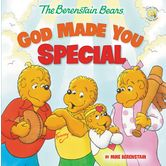 The Berenstain Bears God Made You Special, by Mike Berenstain, Paperback