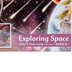 Melissa & Doug, Exploring Space Floor Puzzle, 200 Pieces, 50 x 18 inches, Ages 8 and Older