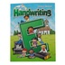 A Reason For, A Reason for Handwriting Level E Cursive Student Worktext, Paperback, Grade 5