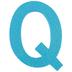 Glitter Foam Alphabet Letter Upper Case - Q, 4 x 5.5 x .50 Inches, 1 Each, Assorted Colors
