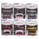 Greenlight Collectibles, Barrett Jackson Collectible Toy Car, Die-Cast Metal, 1:64 Scale