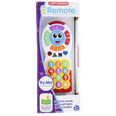 The Learning Journey, On The Go Remote, 2 3/4 x 6 inches, Ages 3 & Older