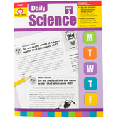 Evan-Moor, Daily Science Grade 5 Teacher's Edition, Reproducible, Paperback, 192 Pages
