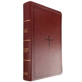 CSB Reference Bible, Large Print, Personal Size, Imitation Leather, Multiple Colors Available