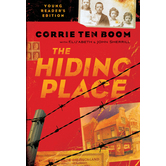 The Hiding Place, Young Reader's Edition, by Corrie ten Boom, Paperback