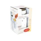 Candle Warmers, Mason Jar Electric Wax Warmer, Ceramic, White