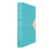 NASB 95 Thinline Bible, Large Print, Imitation Leather, Multiple Colors Available