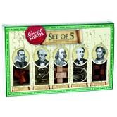 Recent Toys, Great Minds Set of 5, Ages 8 and Older, Single Player