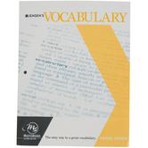 Master Books, Jensen's Vocabulary Textbook, by Frode Jensen, Paperback, Grades 10-12
