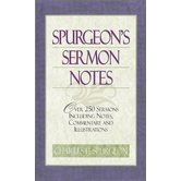 Spurgeon's Sermon Notes, by Charles Spurgeon