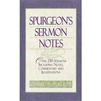 Spurgeon's Sermon Notes, by Charles Spurgeon
