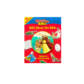 Adventure Bible, Wild About the Bible, Sticker and Activity Book