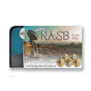 NASB Complete Audio Bible, 60 CDs