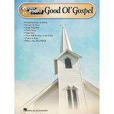 Good Ol' Gospel, by Various Artists, Songbook
