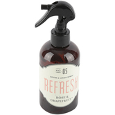 Refresh Aromatherapy Room and Linen Spray, Rose & Grapefruit Scent, 8 1/2 Ounces
