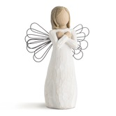Willow Tree, Sign For Love Angel Figurine