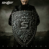Victorious, by Skillet, CD