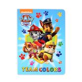 Paw Patrol: Team Colors, by Random House, Board Book