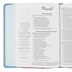 NIV Beautiful Word Coloring Bible For Teen Girls, Duo-Tone, Cranberry and Blue