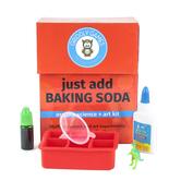 Griddly Games, Just Add Baking Soda: Organic Science & Art Kit, Ages 8 & Older